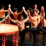 Ballet Bejart Lausanne. El bolero de Ravel.